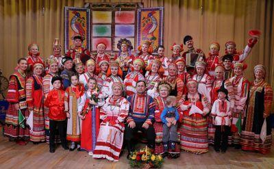 Народный коллектив Фольклорный ансамбль «Родник»