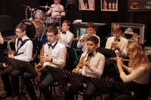 Молодёжный оркестр - №1