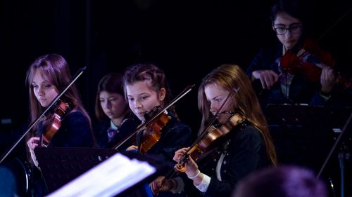 Молодёжный оркестр - №4